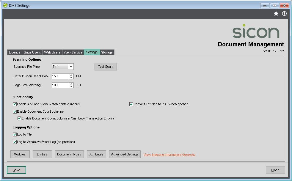 DMS - Convert Tif To PDF